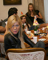 College party Girl